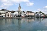 [미소국여행] 스위스 제1의 도시 취리히(Zurich)에서 파두츠