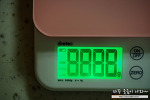 [구입 추천] 드레텍 디지털 전자저울 5kg, KS-514PK Dretec