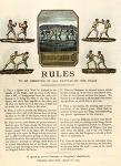 최초의 권투경기규칙은?