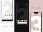 구글 픽셀 3 XL Mockup 무료 다운로드