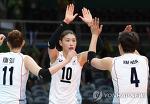 한국여자배구 참사
