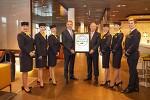 루프트한자, 유럽 유일의 '5스타 항공사'로 선정