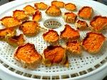 식품건조기 고구마 말랭이 만드는방법
