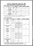 무도경찰과 경찰특공대 신규채용