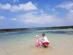 [아빠육아] 제주살이 일상. 구좌읍 바닷가에서 보낸 6세딸과의 즐거운 물놀이 (부제. 오직 제주에서 느낄 수 있는 아빠육아 현장)