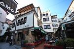 [마케도니아 오흐리드 맛집] 지중해 요리 레스토랑, 카드모 라운지바(Kadmo Lounge Bar)