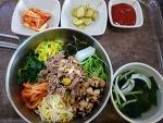 자유로 휴게소 전주비빔밥
