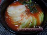 간단하고 맛있는 가을찬 53, 통무김치~