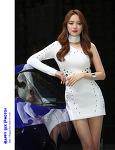 2017 오토살롱 No 74 (모델 권소라)