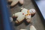 [크리스마스 베이킹] 진저브레드맨 쿠키 만들기
