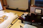 나가노현 히루가미 온천 여행, 매끈한 저온온천수와 아늑한 객실이 매력적인 닛초안 게이게츠(케이게츠) 료칸 Keigetsu