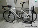 로드 자전거 디스크 브레이크 -> 림 브레이크로 교체