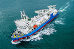 HMD Gains Foothold in Small-Scale LNG Carrier Segment