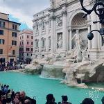 로마여행_ 가인 Gainn 로마한국식당 / 공화국광장 Piazza della Repubblica / 로마의 트레비 분수 / 스페인광장
