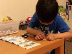 레고를 시작한 네살 아이~ LEGO