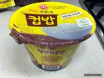[신제품 출시]오뚜기 컵밥 - 평양식 온반 후기
