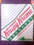 크리스피 크림 도넛 화이트 보타이머그 입양