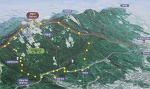 서울의 역사를 안고있는 인왕산 성곽길을 따라서..
