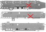 만약 해군이 경항모형 상륙함을 디자인한다면, 절대 이즈모급이나 카보우르급을 따라해서는 안 됩니다/ 참고, 트리에스테급과 WASP급