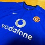 02-03 Manchester United Third Jersey (KEANE.16)