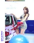 2017 서울모터쇼 No 118 (모델 한가은)