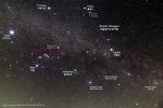 Winter Hexagon & Milky Way  겨울철 대육각형과 은하수
