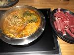 왕십리 엔터식스 맛집 :: 바르미 샤브샤브n칼국수 왕십리점(샐러드바 가격, 메뉴)
