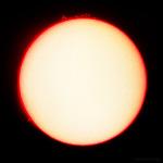 Solar Prominence 태양 홍염 2018-01-27