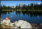 [캐나다 BC] 마운트 레벨스톡 국립공원, 에바 호수와 밀러 호수