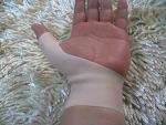 손목아대 실리콘 손목보호대 손목터널중후군 출산 후에도 유레카 실리콘 손목가드 힘든날엔