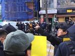 종로 국일고시원 화재참사 희생자 49재 기자회견