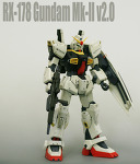 [MG] RX-178Gundam Mk-II v2.0