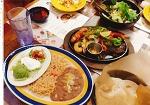 저녁은 멕시코 음식점 '온 더 보더'에서
