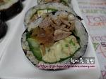 여름식재료를 듬뿍 챙겨먹는,한여름 김밥~