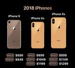 아이폰 XS, 아이폰 XR, 아이폰 MAX: 아니 그래도 이건 좀...