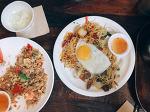 [상수 맛집] 리틀파파포 에그누들 볶음면 짱 맛있다 b
