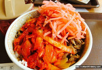 [일본맛집] 도쿄 규동 전문점 스키야(すき家) 일본식 소고기덮밥 간편한 식사