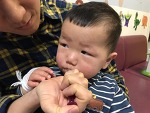 [육아일기] 항생제에 발진을 일으키는 바이러스에 감염되다