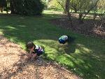 생후 17개월 동물탐색 (1): 옥스퍼드 대학교 수목원 방문