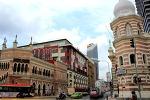 쿠알라룸푸르 반나절 여행 - 국립박물관, KL시티갤러리, KL거리(길거리 간식)
