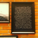 McDonalds english quote