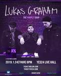 [공연소식/090124]루카스 그레이엄-LUKAS GRAHAM LIVE IN SEOUL
