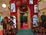 홍콩 쇼핑몰의 환상적인 크리스마스 연출모음