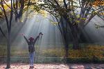 가을빛이 좋아...