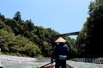 일본 나가노현 여행, 깨끗한 자연과 협곡에서 만난 급류에서 즐기는 텐류강(덴류강) 뱃놀이