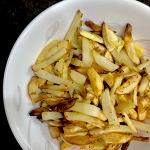 에어프라이어로 초간단 감자튀김 만들기