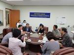 강원지역도서관협의회 도서관장 회의 및 업무 회의 참석