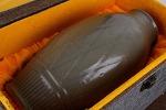AC41. 도자기 병 -여기저기 알튐및 가마유가 보여짐- (1.2kg)