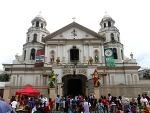 필리핀, 마닐라 시내 관광 1 : 퀴아포(Quiapo), 인트라무로스(Intramuros) - 마닐라 대성당