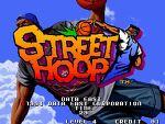 [추억의 오락실게임] 바로 실행되는 농구 게임 '스트리트후프(STREET HOOP)'